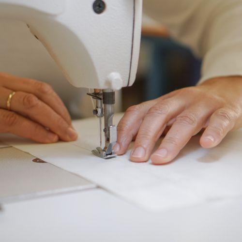 Fotografía de costura. Fotografía de producto. Tienda online